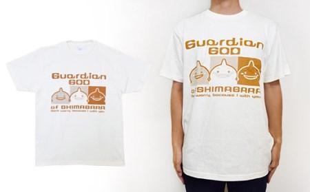 AD017島原守護神しまばらん Tシャツ(アイボリー)