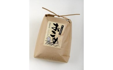 【新米】【輪島のお米】奥能登コシヒカリ5kg(玄米)