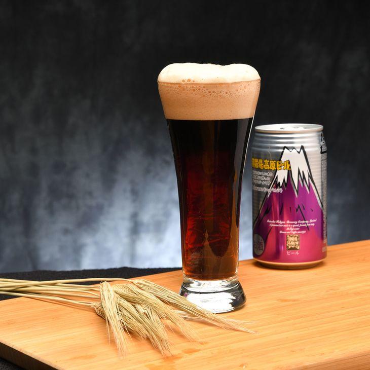 御殿場高原ビール シュバルツ 350ml 8缶セット