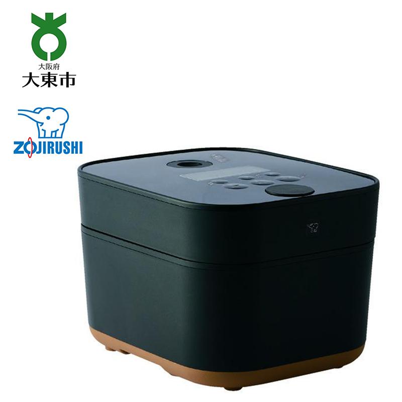 象印【STAN.】IH炊飯ジャー(炊飯器)  NWSA10-BA 5.5合炊き ブラック