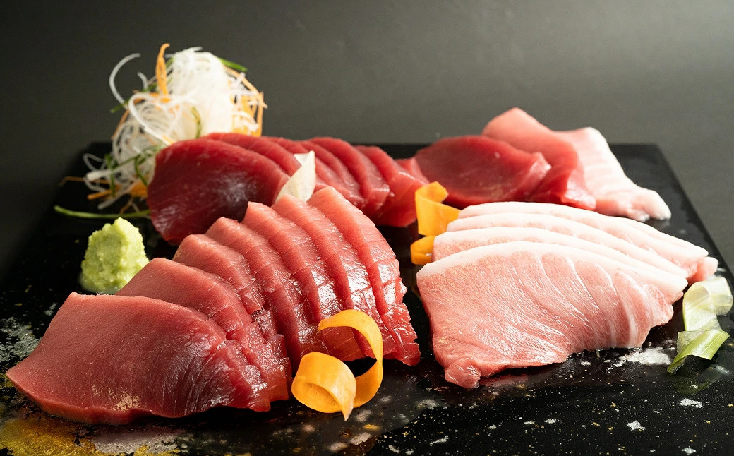 AZ6008_本マグロ(養殖)赤身&トロセット 3kg