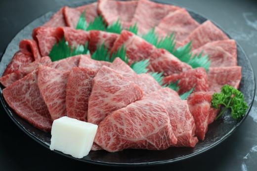 職人厳選 近江牛 希少部位焼肉用【700g】【CO02SM】