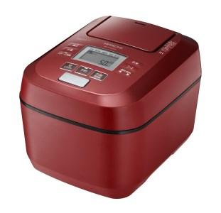 K-8 【圧力スチームIH】炊飯器(5.5合用) RZ-V100DM(R)