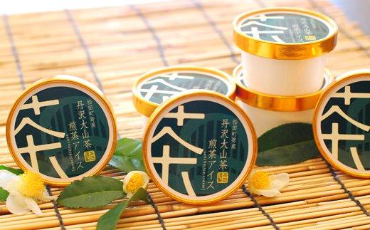 丹沢大山茶煎茶アイス12個セット