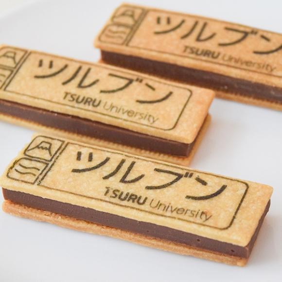 ツルブンサンド6個入(チョコレート菓子)