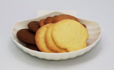 【10002】北海道さるふつほたてクッキー「ほたてのちがい」3種各3枚×6袋