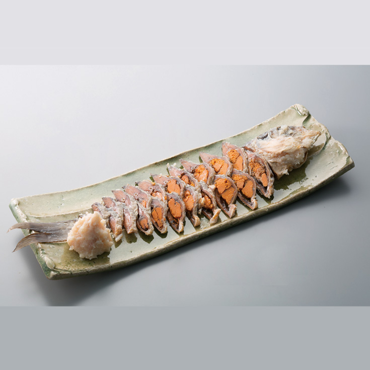 【B-813】魚治 湖里庵 鮒寿し本漬 [高島屋選定品]