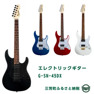 エレクトリックギター G-SN-45DX
