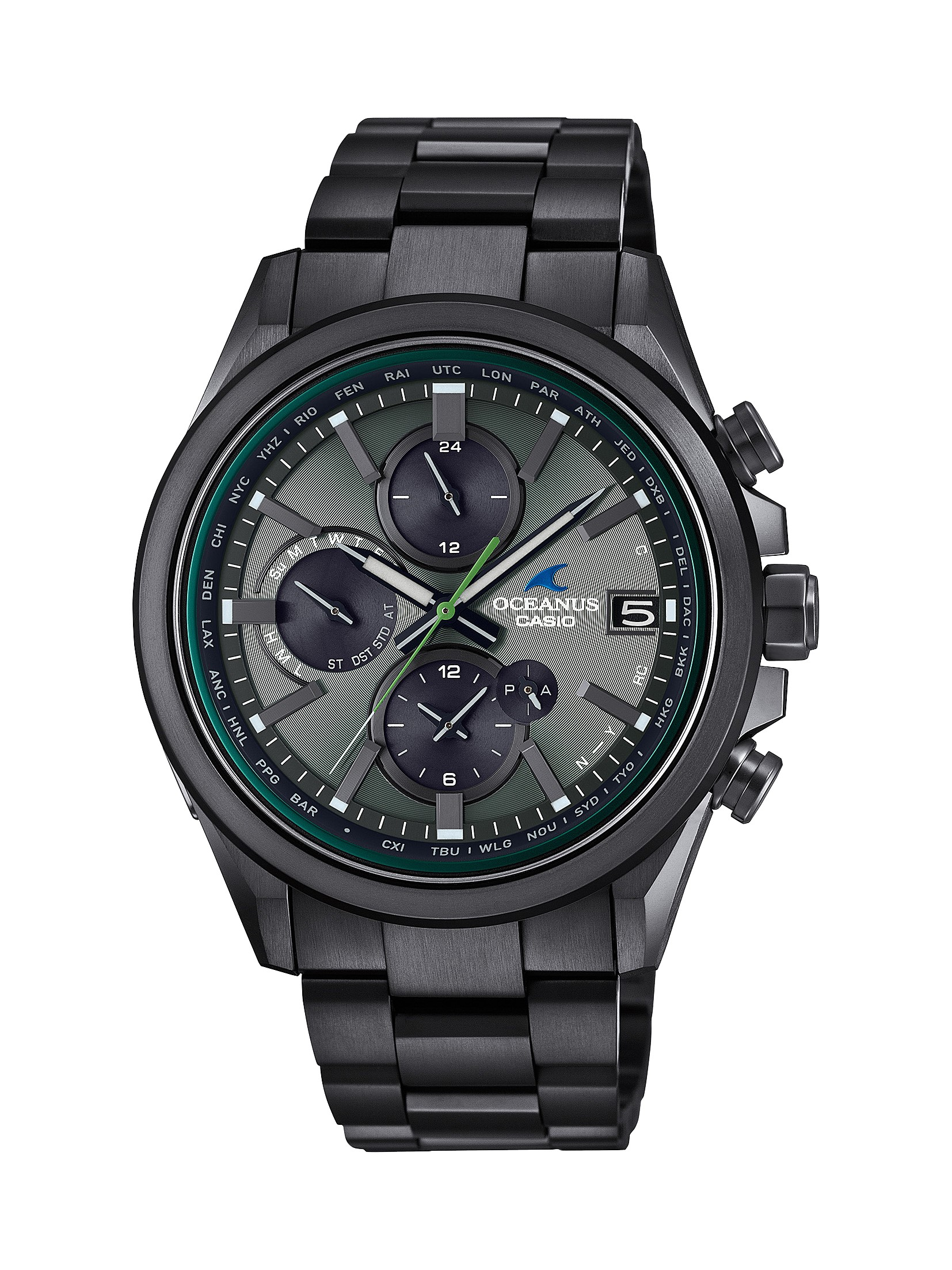 CASIO腕時計 OCEANUS OCW-T4000BA-1A3JF C-0159