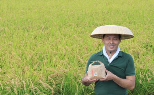07-27 特別栽培米夢つくし白米3kg(Nouhan農繁)