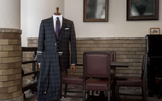 372 紳士オーダースーツお仕立券(Aコース)
