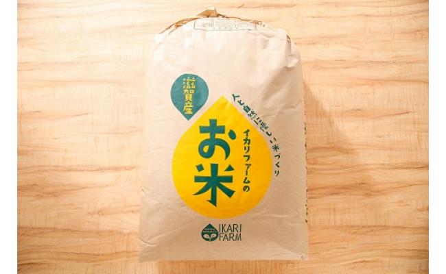 【2年産】冷めても美味しいあっさりとした味わい「みずかがみ」玄米【30㎏×1袋】【C019SM1】