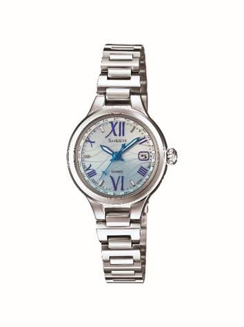 CASIO腕時計 SHEEN SHW-1700D-2AJF C-0123