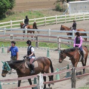 体験乗馬 メンバー体験コース