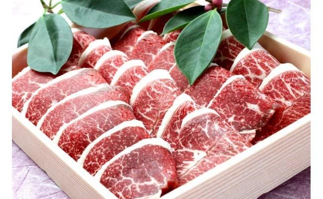 沖縄県産黒毛和牛ロース焼肉用(八重瀬町産)
