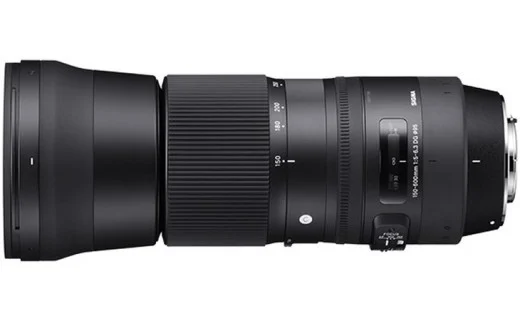 SIGMA 150-600mm F5-6.3 DG OS HSM | Contemporary(数量限定)