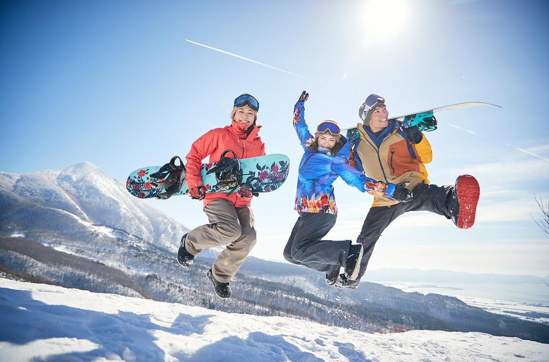 ≪期間限定≫【早割 2021-2022シーズン】星野リゾート アルツ磐梯・猫魔スキー場 共通リフト1日券