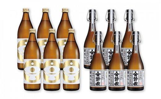 【CF】小瓶呑み比べ6本セット