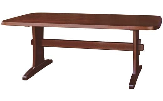 北海道民芸家具 ダイニングテーブル HM325WP【01072】