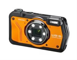 32-0010 RICOH デジタルカメラ WG-6 オレンジ