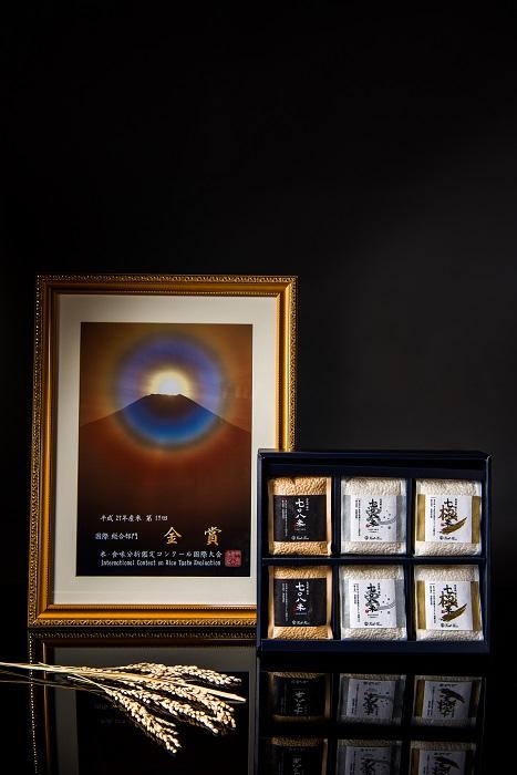 2-24A 令和2年産  極上のコシヒカリ「708米(なおやまい)スペシャルパッケージ」