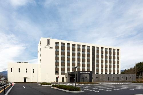 1K1HOTEL JUST ONE FUJI-OYAMA 2名様ツインルーム2食付き宿泊券