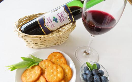 TA6-7 ブルーベリーワイン
