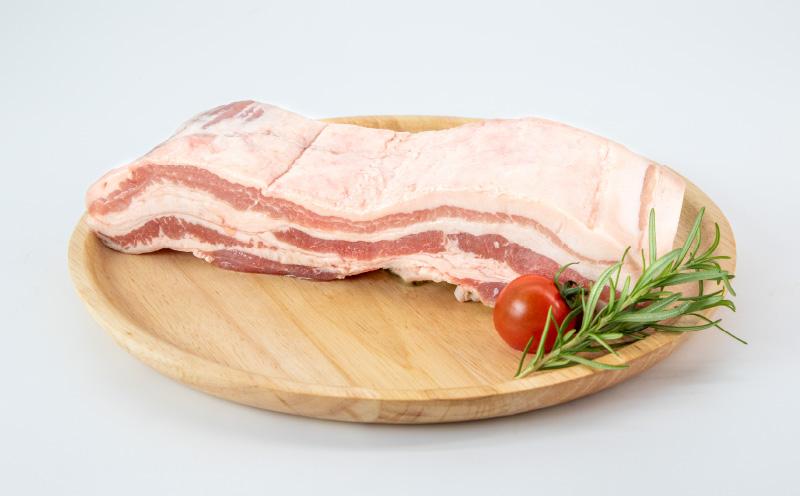 K26_0005 放牧和豚 豚バラ500gブロック