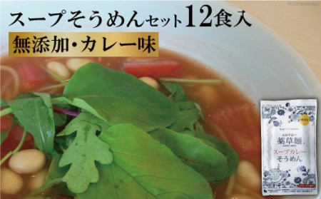 AD133伝統の味が若者のアイデアで進化 スープそうめん(カレー味)