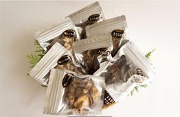 【松田町寄産農家直送】椎茸屋の訳あり原木干し椎茸3袋&乾燥きくらげ4袋セット