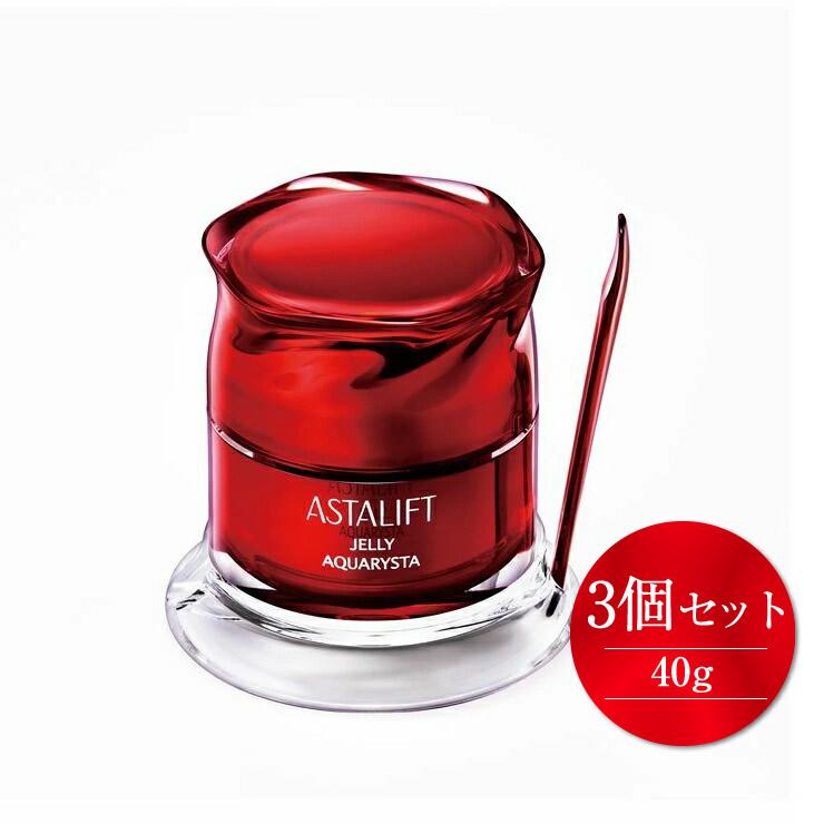 5-0070 富士フイルム社製 ASTARIFT アスタリフト ジェリー アクアリスタ 40g × 3個セット