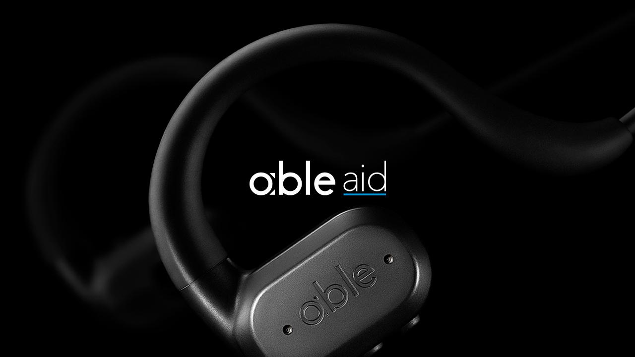 677 ワイヤレス集音器(able aid)