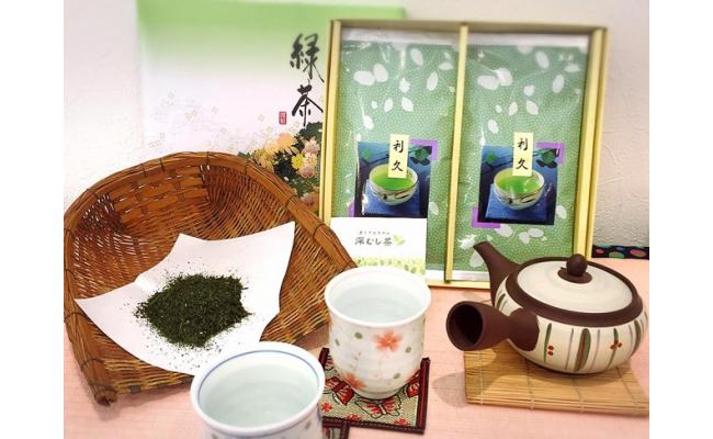 008-11老舗茶舗オリジナル合組茶