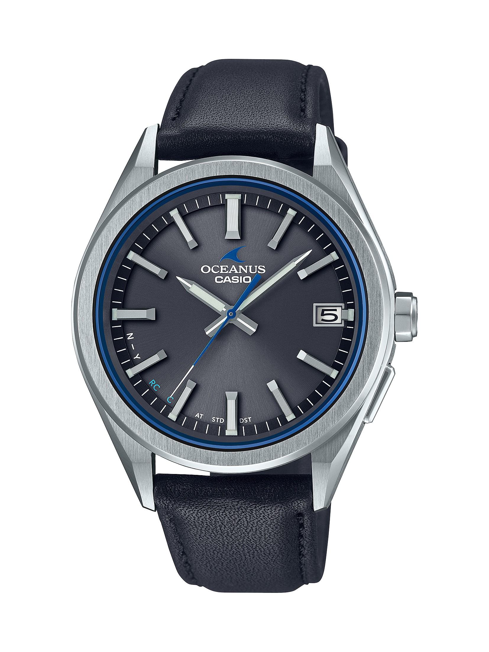 CASIO腕時計 OCEANUS OCW-T200SCE-8AJR C-0161