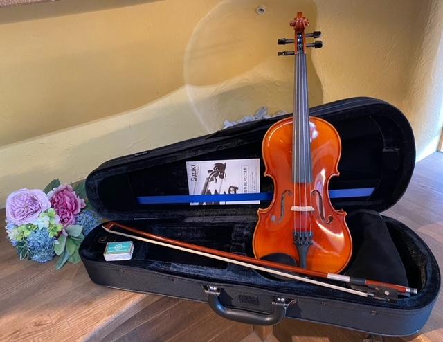 No.230 アウトフィットバイオリン 1/10サイズ