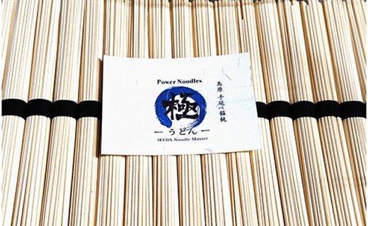 池田製麺工場 手延うどん 3㎏(50g×60束)