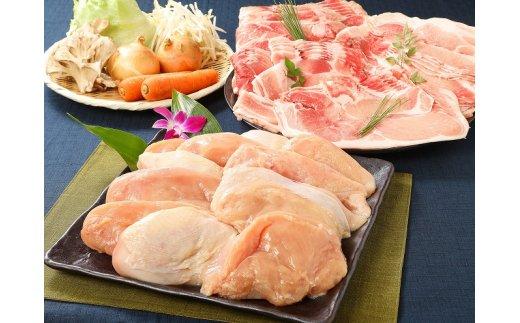 K16_0015 <宮崎県産豚・鶏5kgセット>