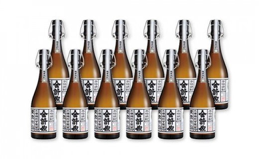 【CF】金計佐四合瓶12本セット