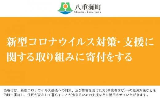 新型コロナウイルス対策・支援に関する取り組みに寄付をする(5万円)