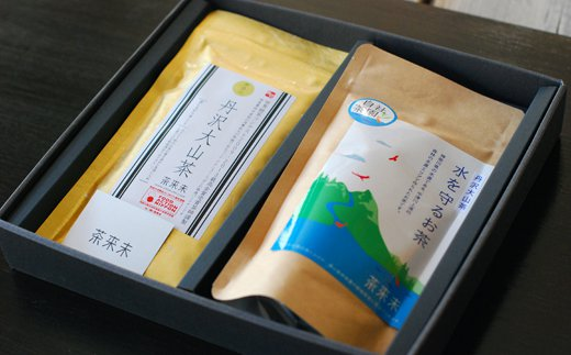 松田町産「丹沢大山茶」詰合わせ