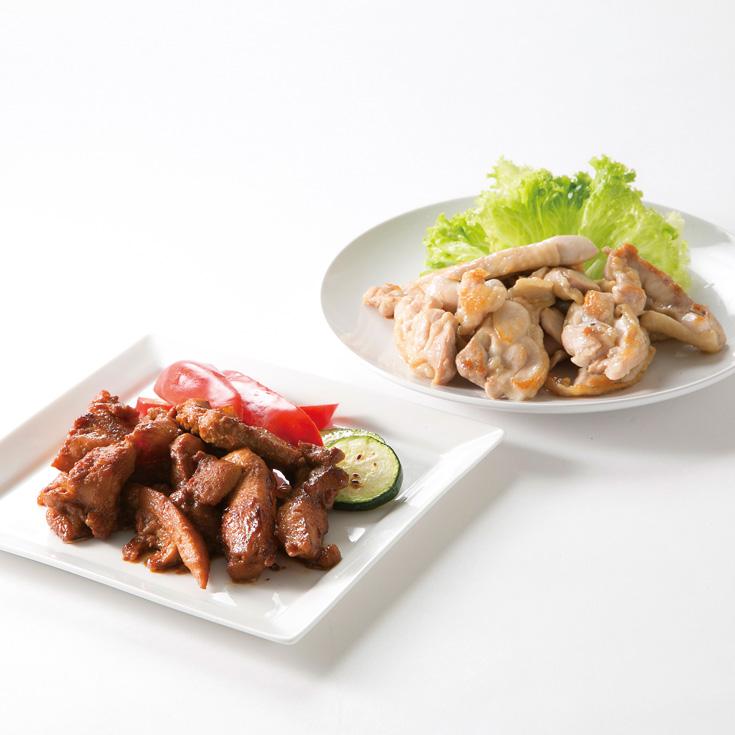 【E-145】鳥中 高島とんちゃん阿波尾鶏食べ比べセット [高島屋選定品]