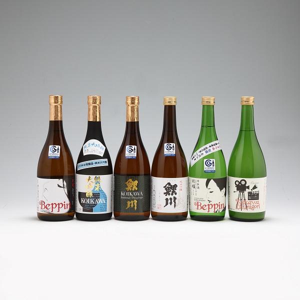 <8月開始>辛口の日本酒3カ月定期便 蔵元おすすめセット(日本酒度プラス5以上)(入金期限:2021.7.25)