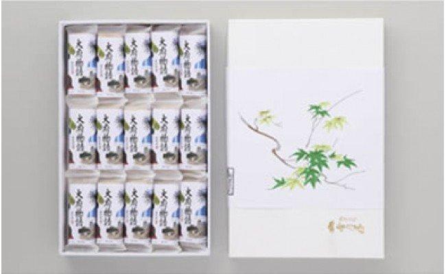創業明治43年 御菓子司『常川屋』 大府物語 15ヶ入り