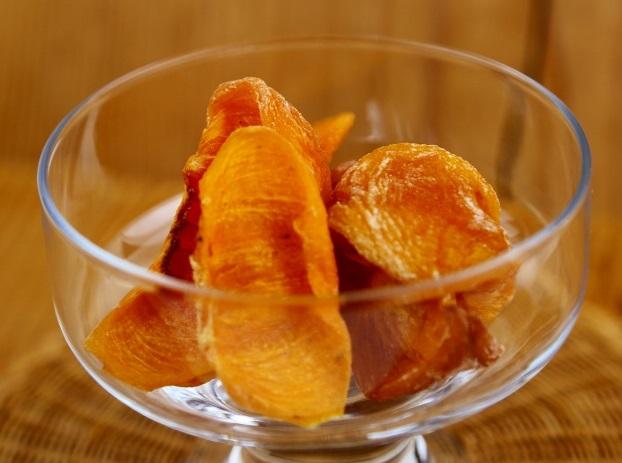 ひなみ柿の完全無添加ドライフルーツセット