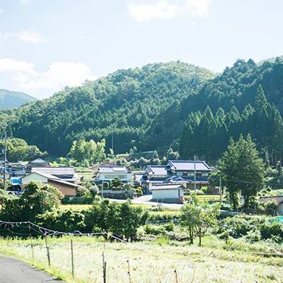 <T5 西粟倉村内・空き家の巡回サービス>