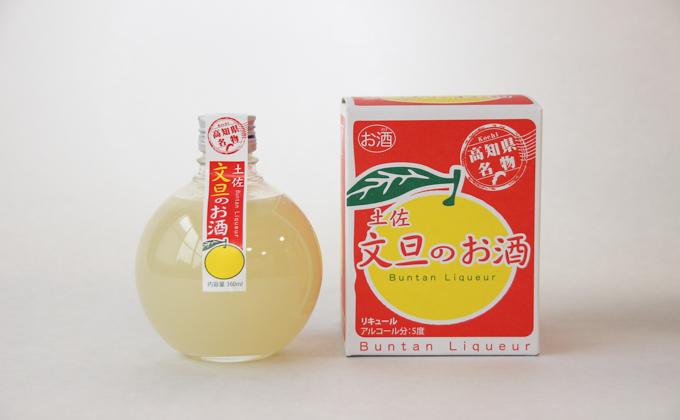 高知酒造 うき玉文旦のお酒(1本)
