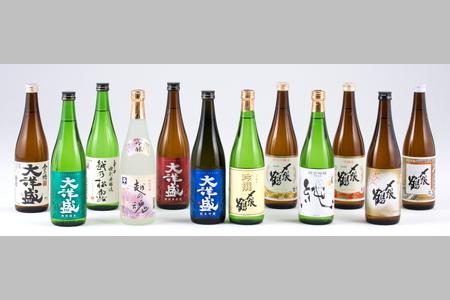 D4023 村上地酒セットD(〆張鶴・大洋盛)