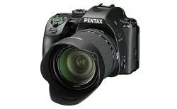 32-0017 RICOH リコー 一眼レフカメラ PENTAX K-70ブラック(18-135WRキット)