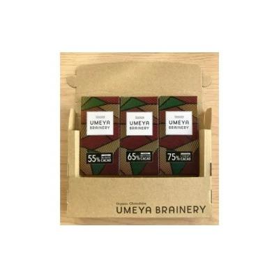 Bean to BAR カカオ豆から手作りチョコレート(3種詰め合わせ)_PA0120
