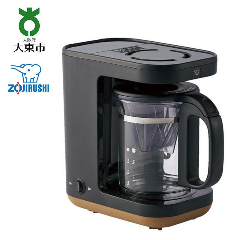 象印【STAN.】コーヒーメーカー ECXA30-BA ブラック